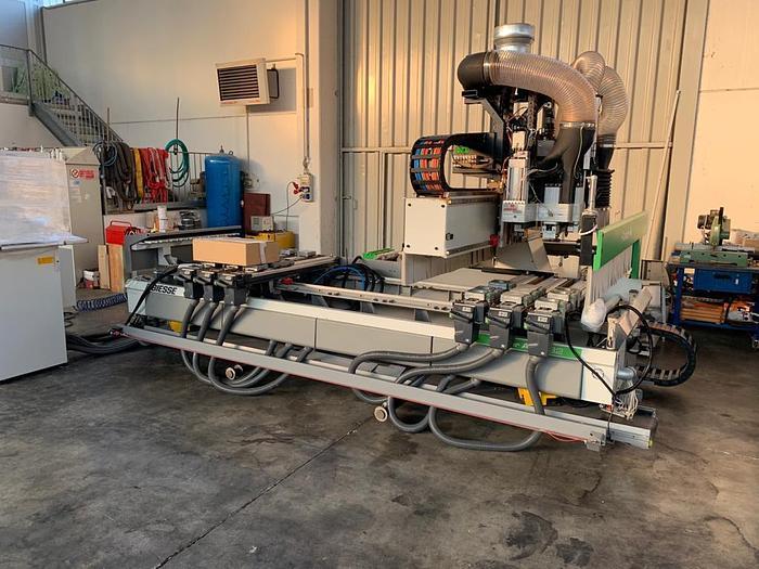 MFA002 2012 Biesse Rover A 1332 Centro di lavoro 5 assi