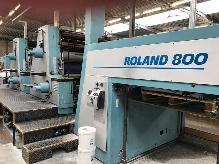 Gebraucht 1989 Roland 804 - 7B