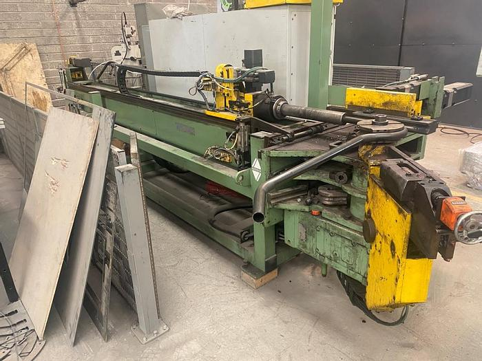 Used 2001 Addison DB40E CNC Tube Bending Machine
