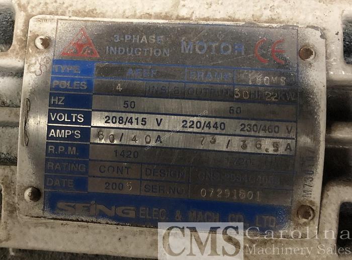 2005 NORTHTECH 610XL