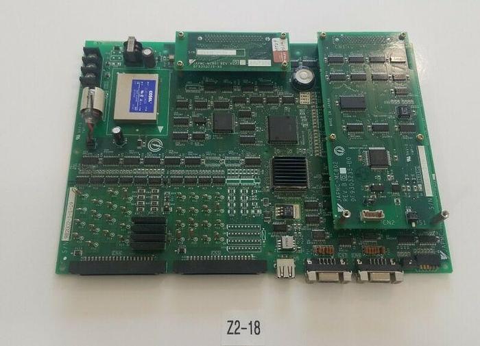 Used *PREOWNED* YASKAWA JAPMC-MC800, JAPMC-MC802, DF9303239-A0, DF9203525-B0