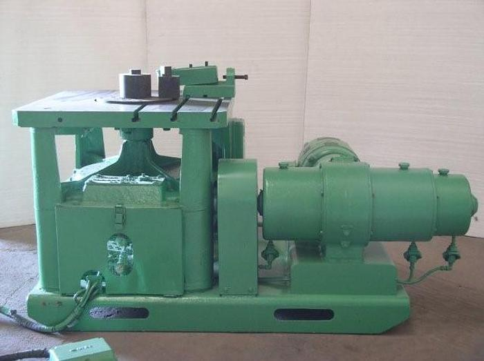 "Used 3/4"" x 4"" ALAMO Rotary Bending Machine"