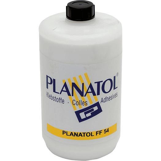 Planatol FF-54, FF-55, FF-60 Fan-apart Dispersion Glue Adhesive 1.05kg Tub