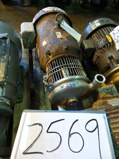 Used Tri-Clover C218ME25T-S #2569