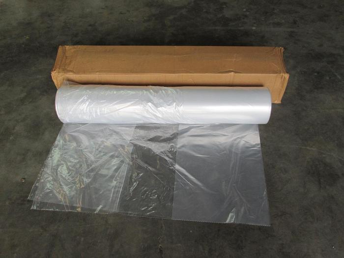 Used Produce bags, Clear 50 X 40 X 60, 2 MIL Thick