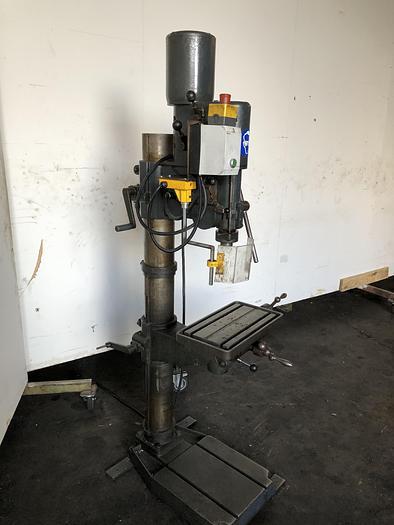 Gebruikt Abarboga Maskiner E 830