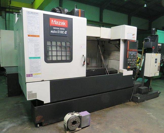 2008 MAZAK NEXUS 510C II
