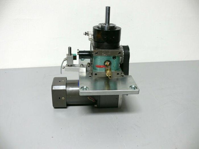 Used Tung Lee 5IK90GU-C Induction Motor w/ 4.5D 20123 6-270 Gear Unit Assembly