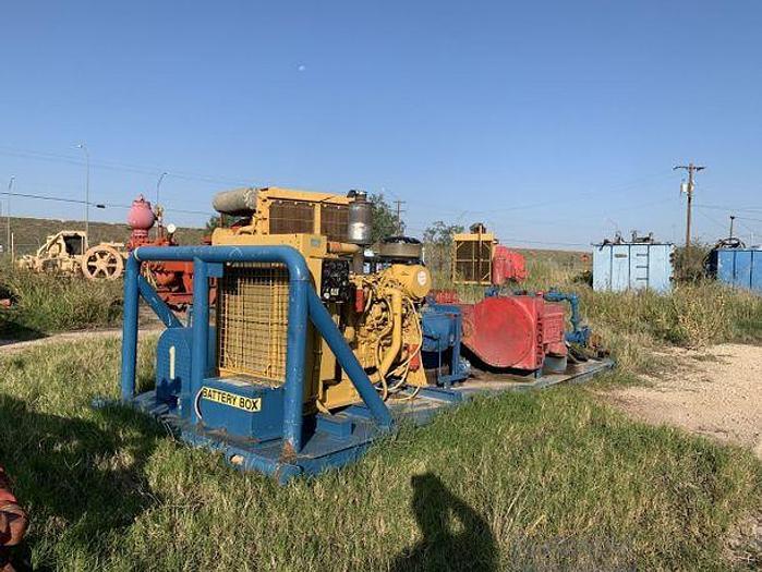 Used NATIONAL J-165 - Centrifugal Pump