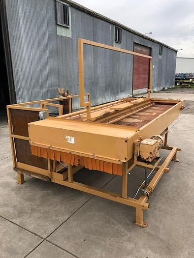 GROSSI Almond Sorting Line
