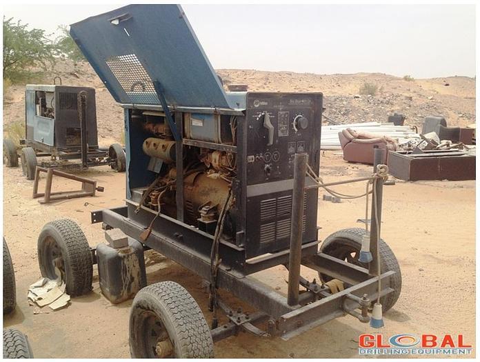Used Item 0828 : Miller Big Blue 401 DX Welding Machine