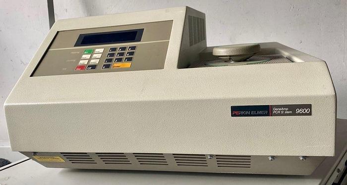Used Perkin Elmer 9600 GeneAMP PCR System