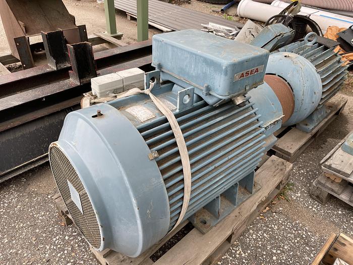 Used ASEA Electric motor