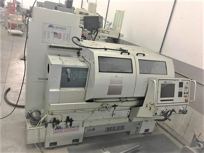 Used 2002 Milltronics ML-15/40
