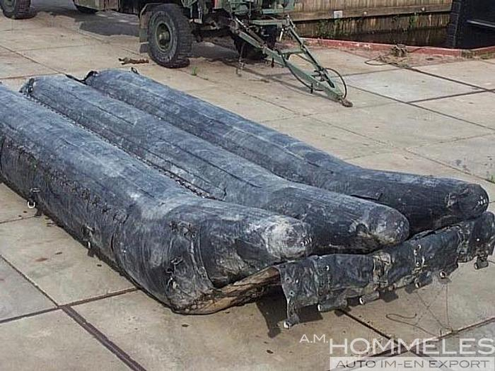 Used Pneumatic float treadway b