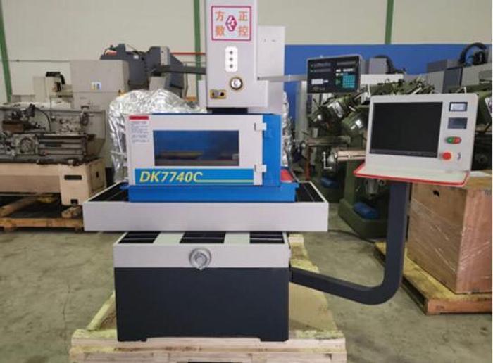 SMART CHOICE DK7740C CNC WIRE CUT EDM MACHINE