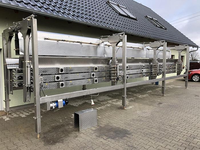 Complete Poultry Abattoir 6.000 Bph