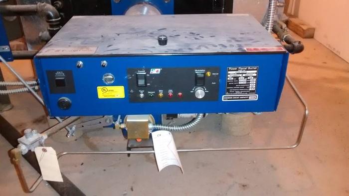 Ajax Boiler 525K BTU 15 PSI 2014