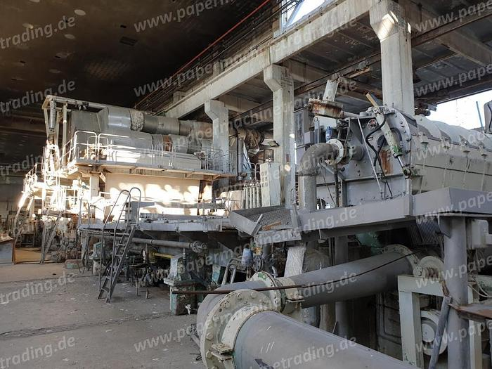 (PMT-50) - Tissue Paper Machine - VOITH - 4200 mm