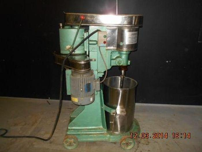 Used FOOD AND CHEMICAL MIXER