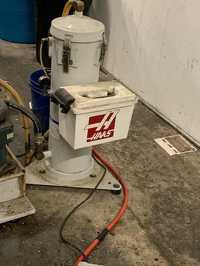 2008 HAAS EC 400 HORIZONTAL MACHINING CENTER