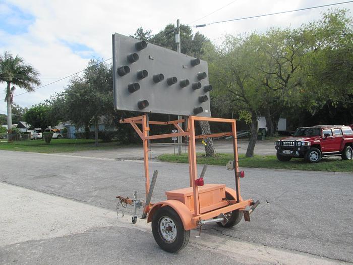 Used Wanco Arrow Board
