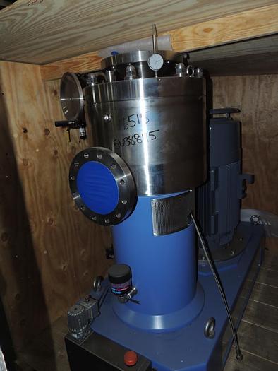 Used UNUSED IKA WORKS MK 2000/50 COLLOID MILL – 150 HP (#9719)