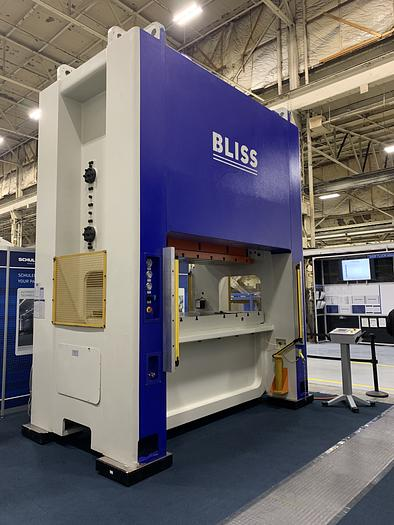 440 ton Bliss Stamping Press (NEW)