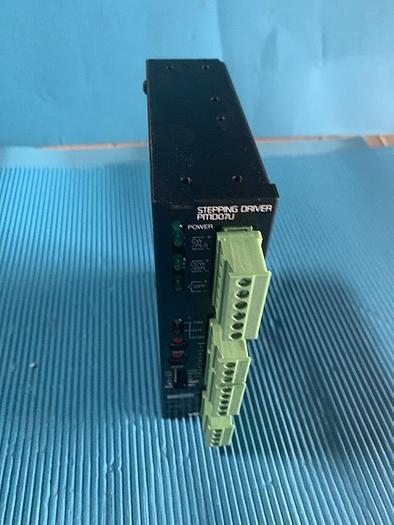 Used oriental motor vexta stepping driver pmd07u