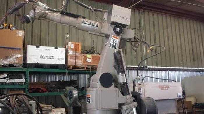 Used MOTOMAN ROBOTIC WELDING ARM WITH CONTROLLER