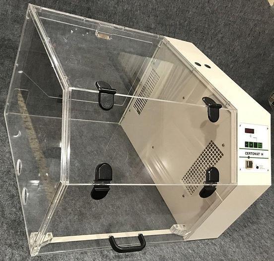 Used B Braun Biotech Incubation Hood Certomat H, Heater, Dryer, Convection Box