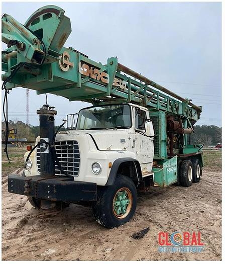 Used Item 0927 : 1979 Chicago Pneumatic T-650WS Drill Rig