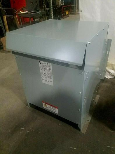 Used HPS Three Phase Dry Type Transformer HV 400Y/231V LV 208V