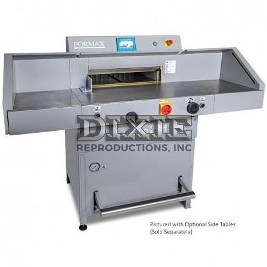 Cut-True 29H: 20'' Fully Programmable Hydraulic Guillotine Cutter