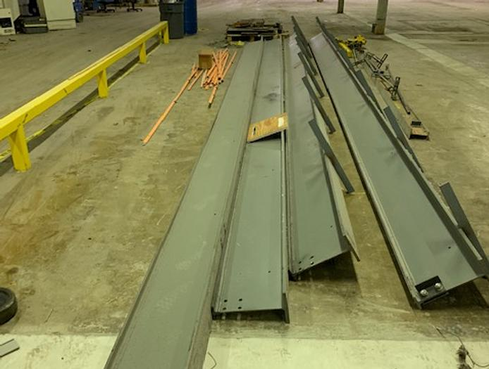 Systems Specialties Incorporated Overhead Crane