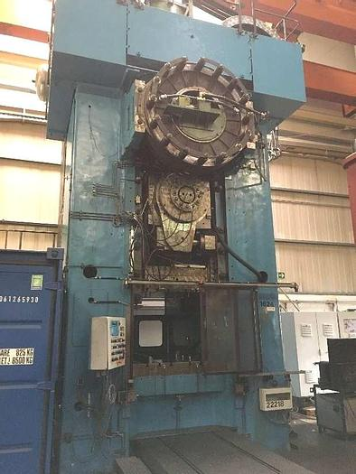 Used Press Hot Forging LZK4000A