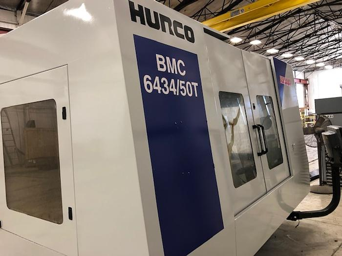 1999 HURCO BMC-6434-50 Taper Vertical Machining Center - Max 4 Control