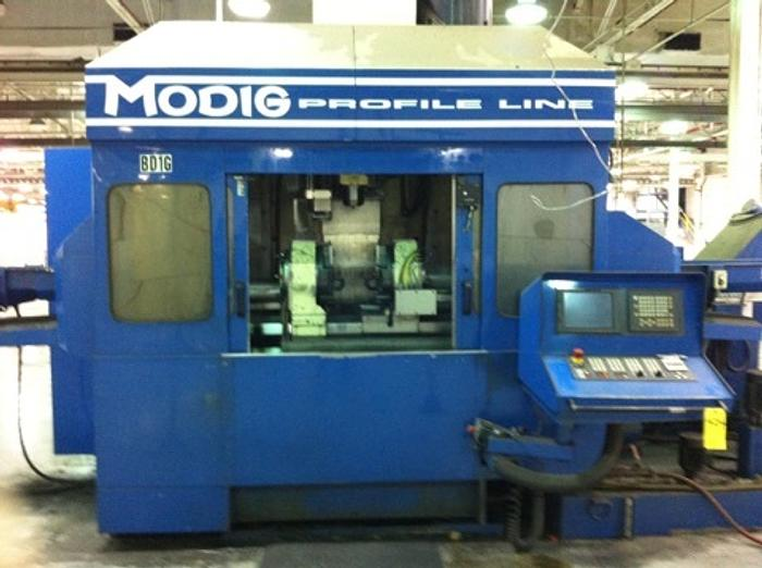 2000 Modig ProfileLine 7200 Extrusion Mill (Twin Vertical Rotary Tables)