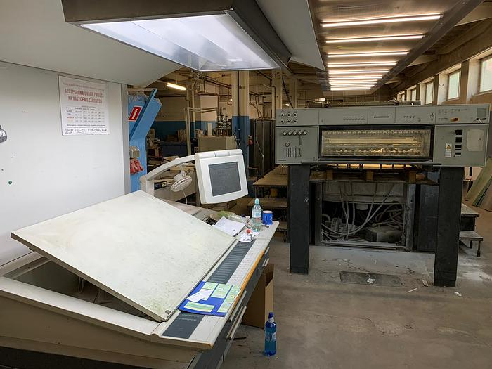 Used 2000 Heidelberg SM 102-8 P5