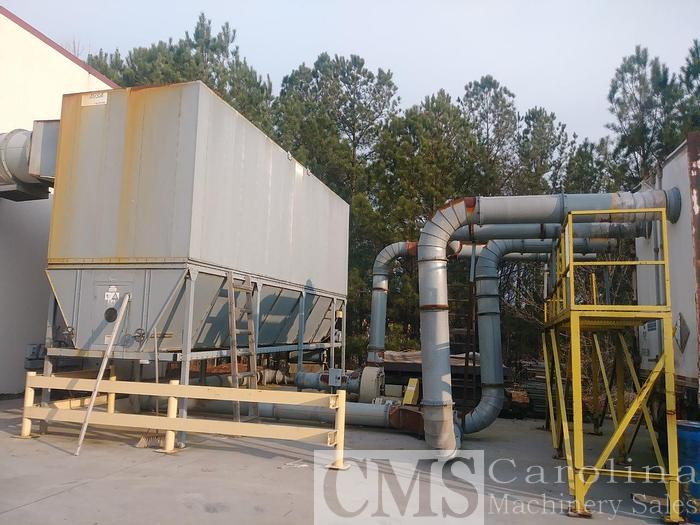 Used Disa NFK 2000 Dust Collection System