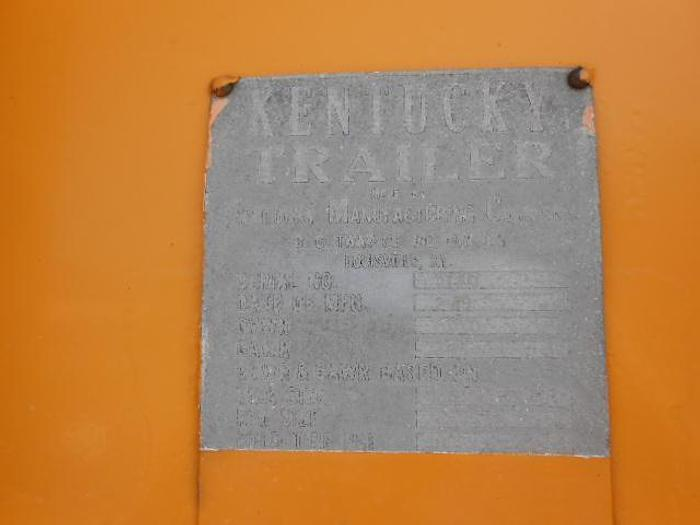 1979 KENTUCKY MOVER BOX