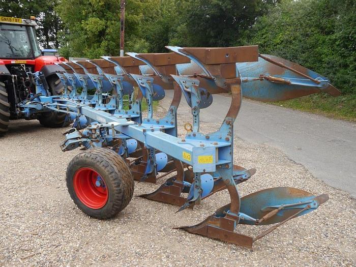 Lemken EurOpal 8 6+1 Reversible Plough