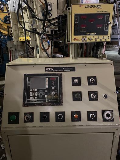 "100 ton Perkins 48""x34"" Used Stamping Press"