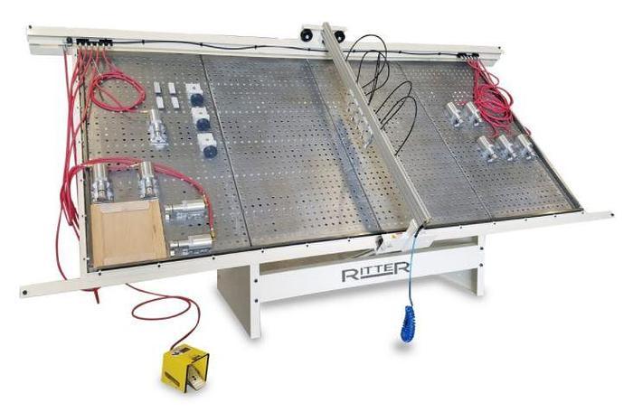 Ritter R250EA Framemaster Face Frame & Door Assembly Easel