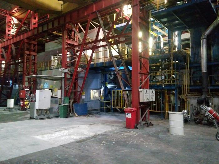 Used 1500mm Coil Coating Line: CC-174
