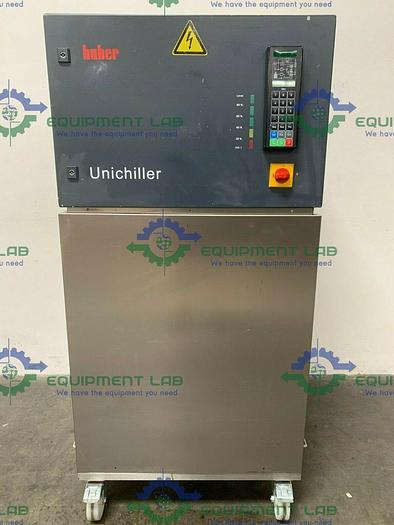 Used Huber Unichiller UC150Tw-H Rena Edition ll Chiller & Heater -10C to +40C 400V