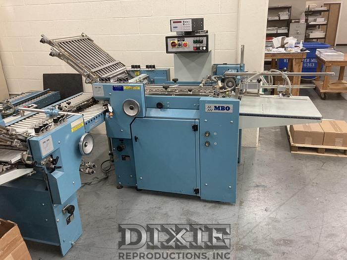 Used MBO  T49 4/4