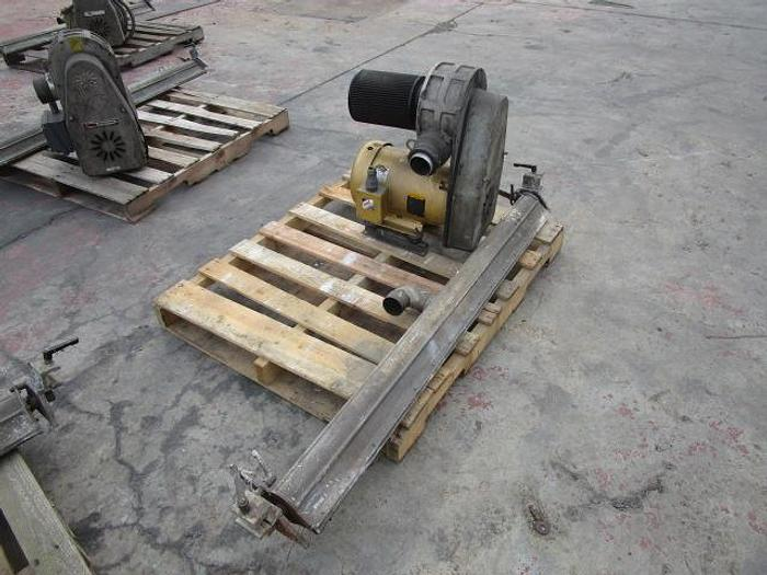 Used Air Knife and Blower from Chil stock #4756-031