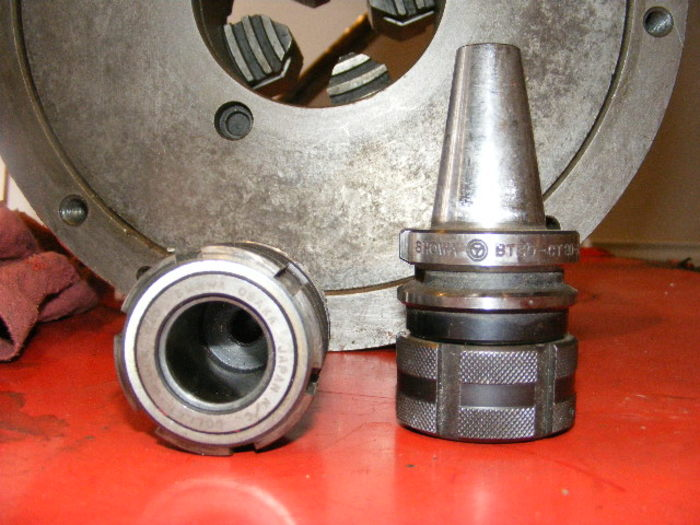 Showa BT30 Collet Chuck Model CT20-60 (quantity of 2) 5171