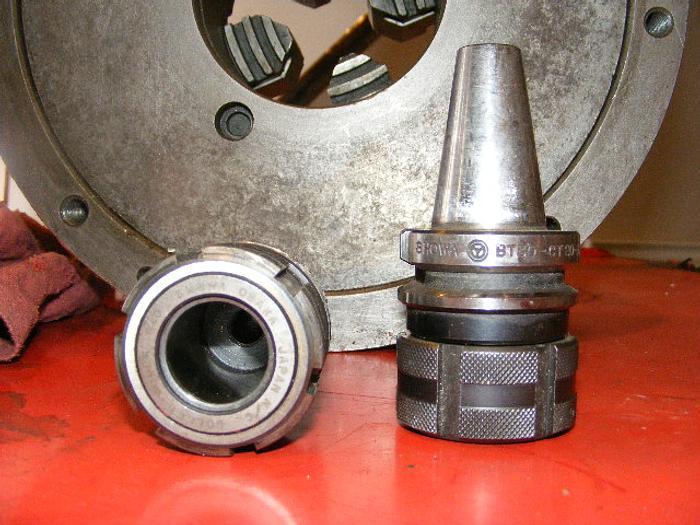 Showa BT30 Collet Chuck Model CT20-60 (quantity of 2) 5171